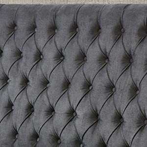 Amazon Com Pulaski Tufted Upholstered Settee Accent Chair