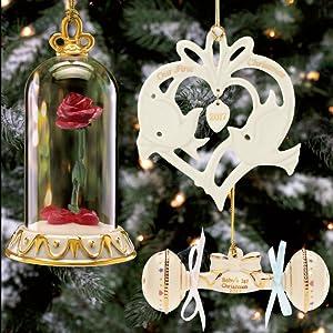 Amazoncom Lenox 2017 Babys 1st Christmas Rattle Ornament Home