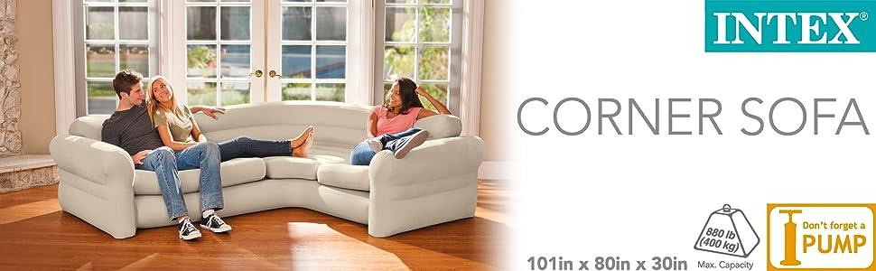 sofa inflatable