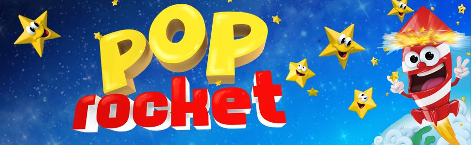 Pop Rocket game