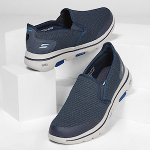skechers sketchers 55510 gowalk walk go walking gogamat