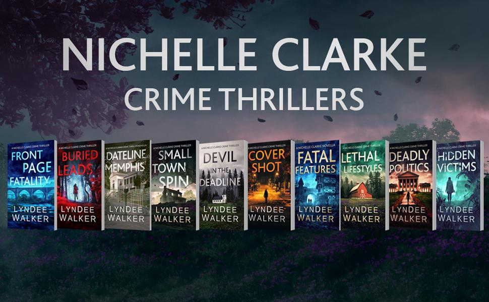 Nichelle Clarke Crime Thrillers