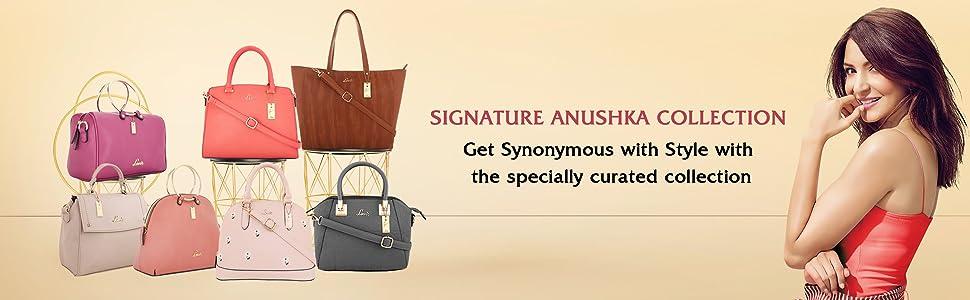 Lavie, Lavie Bags, Handbags, Sling Bags, Anushka Sharma, Anushka Collection, Lavie X Anushka Bags