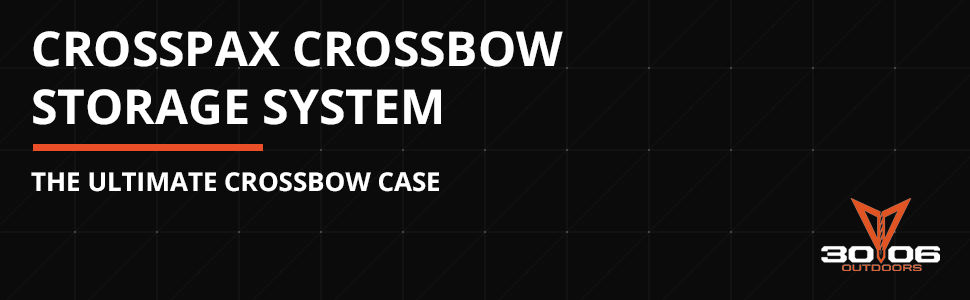 .30-06 Outdoors - CrossPax Crossbow Storage System