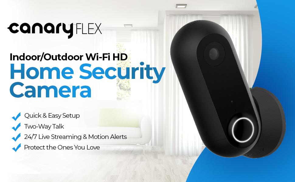 indoor outdoor home security camera