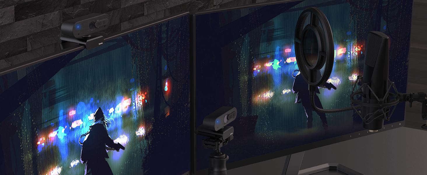 Autofokus und Belichtungsanpassung für ein scharfes Bild, auch bei Bewegungen und schlechtem Licht
