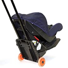 Gogobabyz Travelmate Airport Stroller Car Seat Carrier Travel System