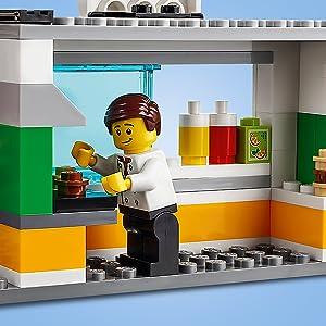 City, LEGO, truck