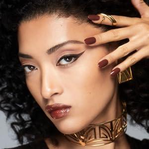 lady gaga, eyeliner, gaga, make up, eye makeup, eyeliners, eyeliner pencil, eyeliner pen, brown pen