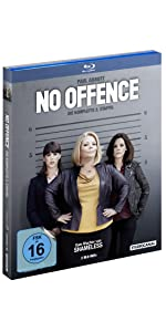 No Offence 2 Blu-ray