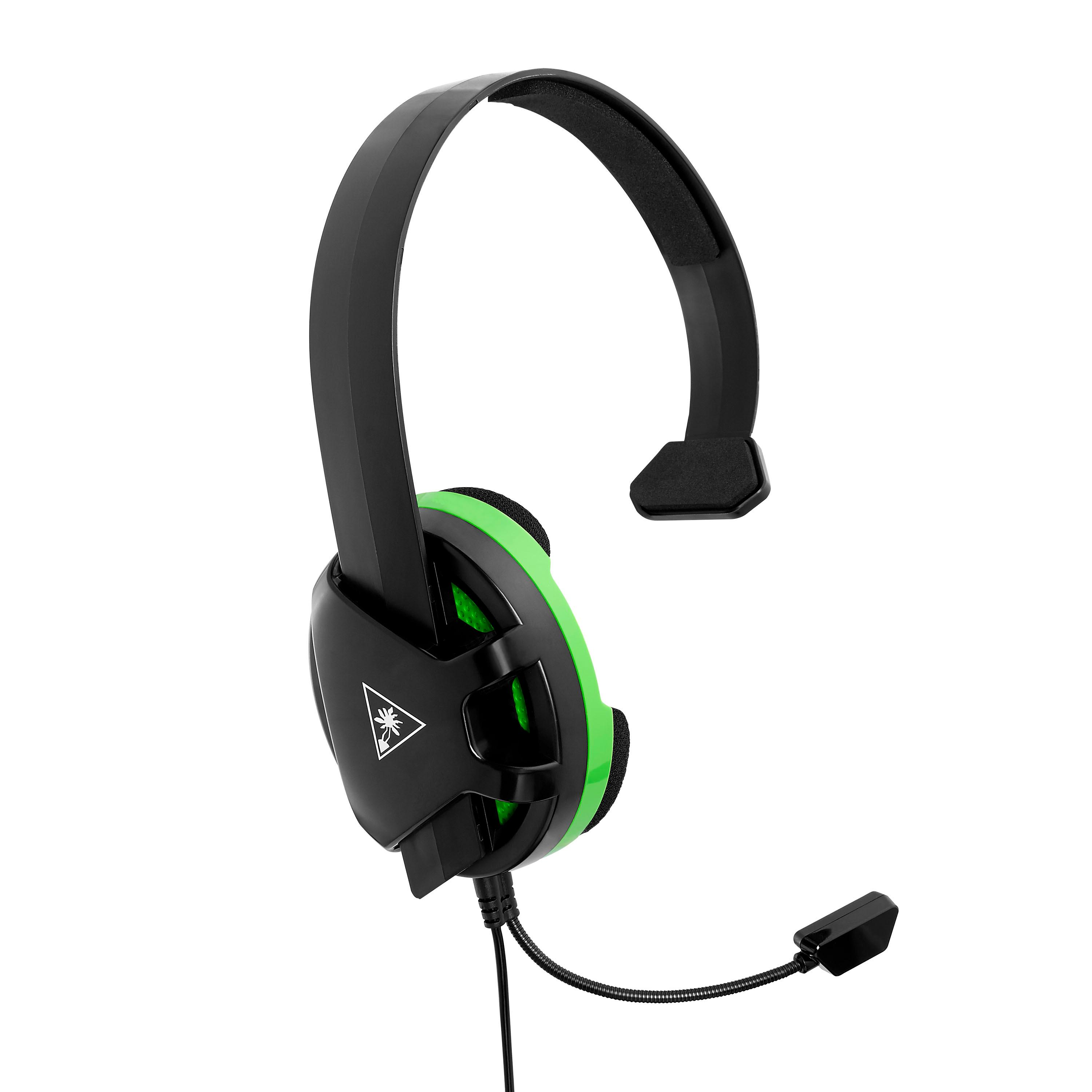turtle beach recon chat gaming headset for xbox one video games. Black Bedroom Furniture Sets. Home Design Ideas