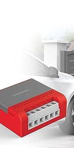 THOMSON 520023 Ampoule connect/ée WiFi Ambiance Blanche et color/ée Type E27 Blanc