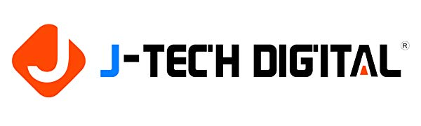 J-Tech Digital Logo
