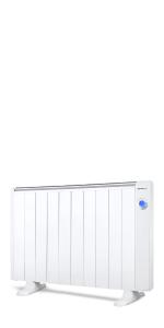 emisor 2000w, emisor termico orbegozo, emisor wifi, emisor termico inteligente, emisor bajo consumo