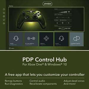 PDP Control Hub
