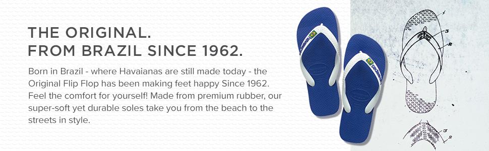 d89b512d4dbdd8 from brazil since 1962 original flip flop comfortable super soft soles  durable