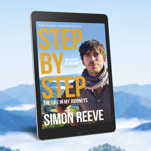 Kindle packshot of Step by Step by Simon Reeve