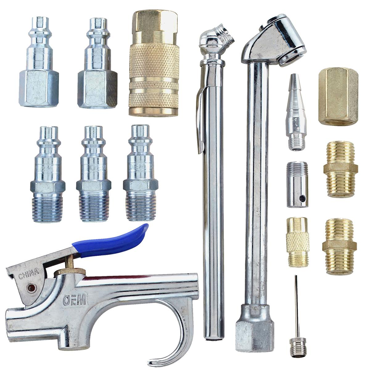 Campbell Hausfeld 17-Piece Air Tool and Accessory Kit