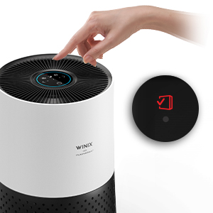 A231 Air Purifier with Check Filter Indicator