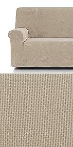 Eiffel Textile Protector Cubresofá Elástico Adaptable ...