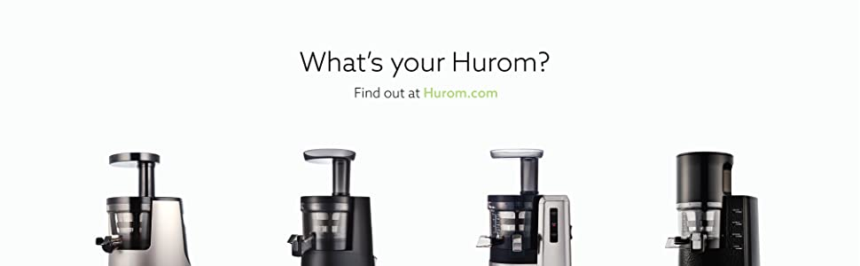 Hurom H Aa Slow Juicer Matte Black : Amazon.com: Hurom H-AA Slow Juicer, Matte Black: Kitchen & Dining