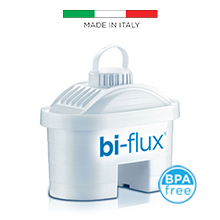 Cartuccia biflux made in italy