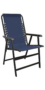 Suspension Folding Chair