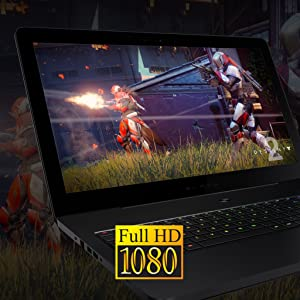 1080 Full HD gaming laptop