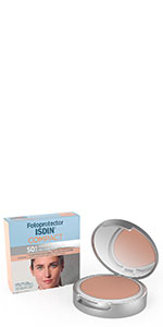 ISDIN Fusion Water - Fotoprotector Facial SPF 50, de Fase Acuosa ...
