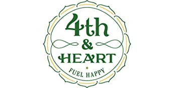 fourth and heart 4th grass fed pasture raised ghee butter clarified lactose free casein free