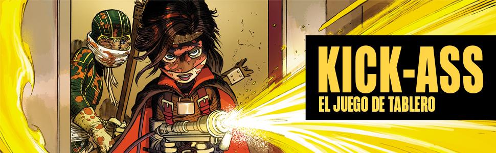 Edge Entertainment - Kick-Ass El juego de Tablero - Español ...