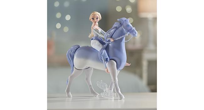 Elsa on Epic Adventures