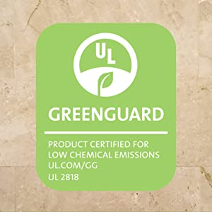 greenguard certified low VOC