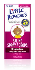 Saline Spray/Drops