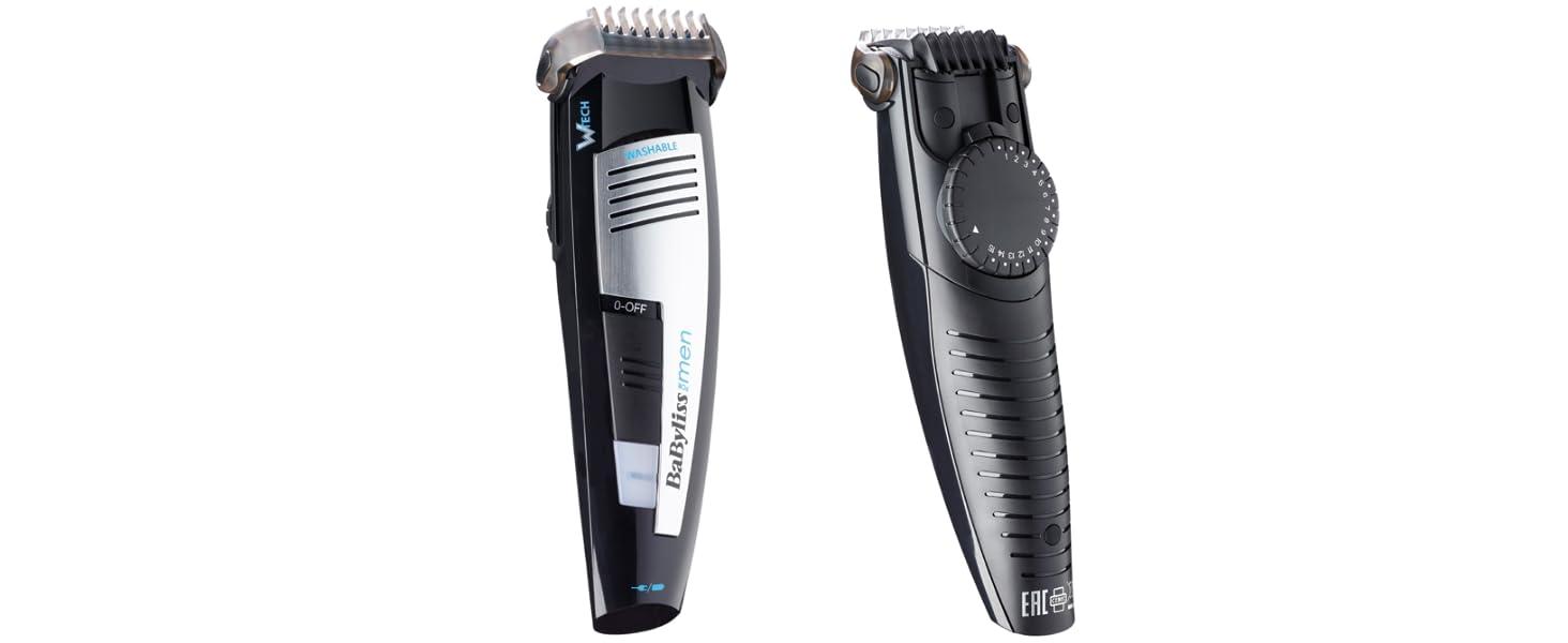 BaByliss E846E - Barbero, color negro: Amazon.es: Salud y cuidado personal