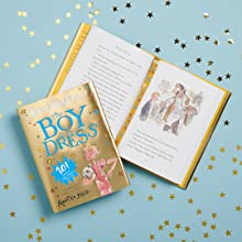 The Boy in the Dress, David Walliams, Christmas, Gifts, Celebration, Anniversary