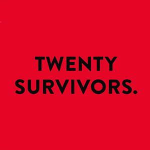 Twenty survivors