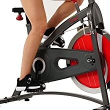 Sunny Health & Fitness SF-B1423 Belt Drive Indoor Cycling Bike