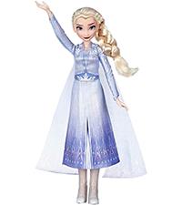 Singing Elsa Fashion Doll