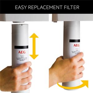 filtre à eau, cartouche de remplacement, filtration eau potable