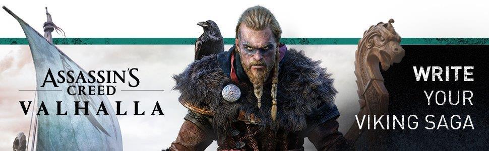 Assassin's Creed Valhalla Viking Saga