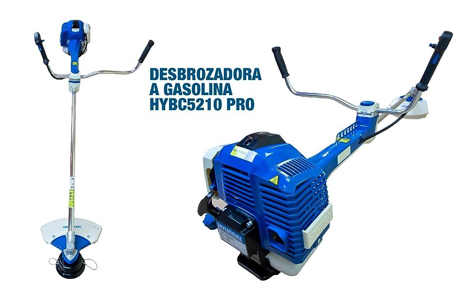 HYUNDAI HYBC5210 PRO DESBROZADORA, AZUL: Amazon.es: Bricolaje y herramientas