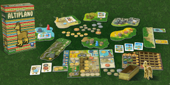 game; board game; components; contents