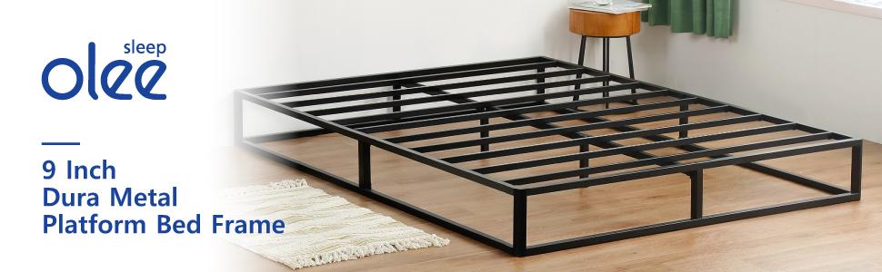 9 INCH BED FRAME