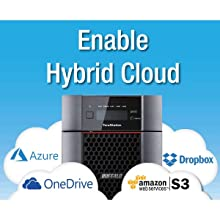 Hybrid Cloud, Amazon S3, One Drive, Azure, Dropbox