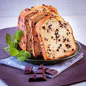 Receta Pan vienés de chocolate (sin gluten) - Programa 2