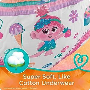 Super Soft, Like Cotton Underwear