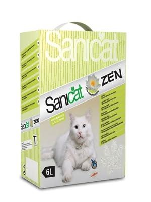 Arena gato Zen