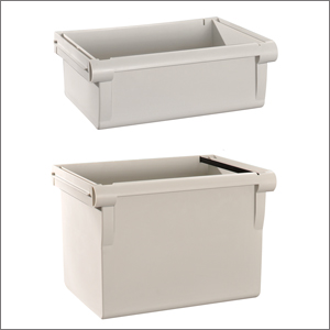 Safe with Drawer and File Organizer