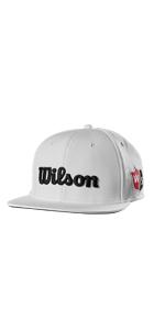 Wilson Staff Tour Mesh Cap Gorra de Golf, para Hombre, ala Curva ...